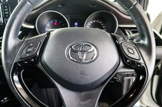 2017 Toyota C-HR NGX50R Koba (AWD) Crystal Pearl & Black Roof Continuous Variable Wagon