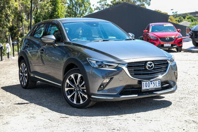 Used Mazda CX-3 DK2W7A sTouring SKYACTIV-Drive FWD Mornington, 2019 Mazda CX-3 DK2W7A sTouring SKYACTIV-Drive FWD 46g 6 Speed Sports Automatic Wagon