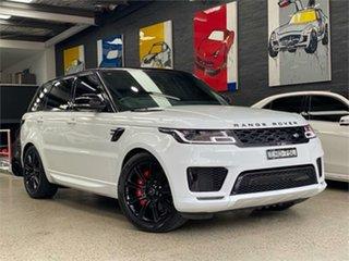 2020 Land Rover Range Rover Sport L494 SE Fuji White Sports Automatic Wagon.