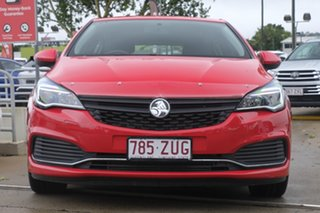 2016 Holden Astra BK MY17 R Red 6 Speed Manual Hatchback