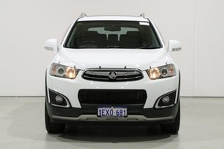 2015 Holden Captiva CG MY15 7 LTZ (AWD) White 6 Speed Automatic Wagon.