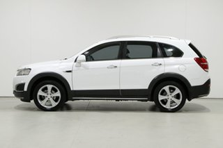 2015 Holden Captiva CG MY15 7 LTZ (AWD) White 6 Speed Automatic Wagon