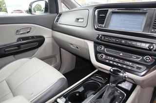 2016 Kia Carnival YP MY16 Platinum White 6 Speed Sports Automatic Wagon