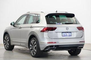 2019 Volkswagen Tiguan 5N MY20 162TSI DSG 4MOTION Highline Tungsten Silver 7 Speed