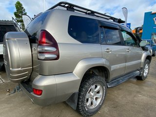 2004 Toyota Landcruiser Prado KZJ120R Grande Gold 4 Speed Automatic Wagon