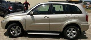 2005 Toyota RAV4 ACA23R Cruiser Gold 4 Speed Automatic Wagon