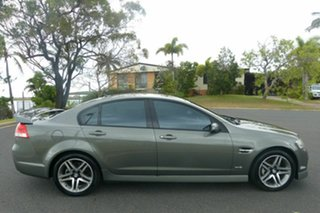 2011 Holden Commodore VE II MY12 SV6 Grey 6 Speed Sports Automatic Sedan.