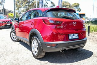 2019 Mazda CX-3 DK2W7A Maxx SKYACTIV-Drive FWD Sport Red 6 Speed Sports Automatic Wagon.