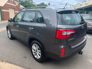 2012 Kia Sorento XM MY12 SLi Silver 6 Speed Sports Automatic Wagon