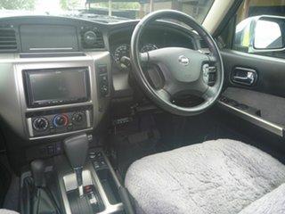 2016 Nissan Patrol Y61 GU 10 Legend Edition White 4 Speed Automatic Wagon