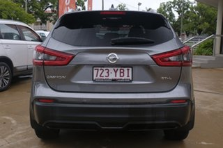 2018 Nissan Qashqai J11 Series 2 ST-L X-tronic Grey 1 Speed Constant Variable Wagon