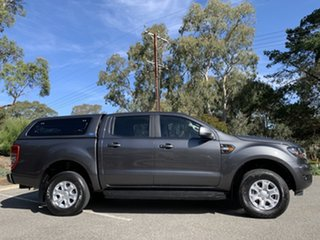 2018 Ford Ranger PX MkIII 2019.00MY XLS Silver 6 Speed Sports Automatic Utility.