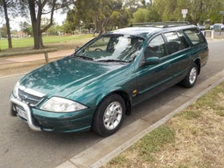 1999 Ford Fairmont AU 4 Speed Automatic Wagon