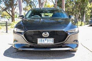 2020 Mazda 3 BP2H7A G20 SKYACTIV-Drive Evolve Black 6 Speed Sports Automatic Hatchback