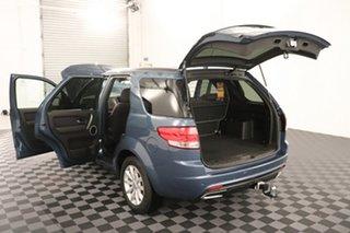 2015 Ford Territory SZ MkII TX Seq Sport Shift AWD Blue 6 speed Automatic Wagon