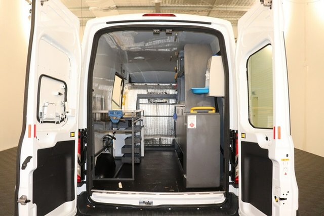 Used Ford Transit VO 350L (Mid Roof) Acacia Ridge, 2016 Ford Transit VO 350L (Mid Roof) White 6 speed Manual Van
