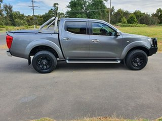 2016 Nissan Navara D23 Series 2 ST Grey Manual Utility