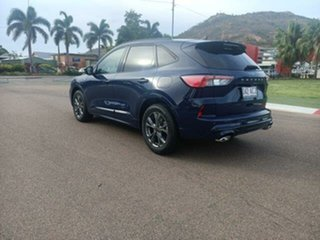 2020 Ford Escape ZH 2020.75MY ST-Line Blazer Blue 8 Speed Sports Automatic SUV.