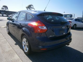 2012 Ford Focus LW MkII Trend PwrShift Blue 6 Speed Sports Automatic Dual Clutch Hatchback
