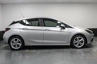 2017 Holden Astra BK MY17 RS Silver 6 Speed Sports Automatic Hatchback