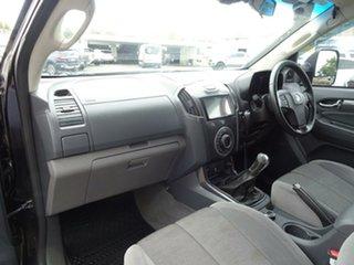 2013 Holden Colorado RG MY14 LTZ Crew Cab Black 6 Speed Manual Utility