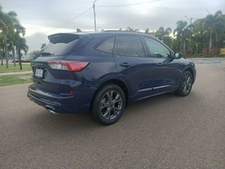 2020 Ford Escape ZH 2020.75MY ST-Line Blazer Blue 8 Speed Sports Automatic SUV