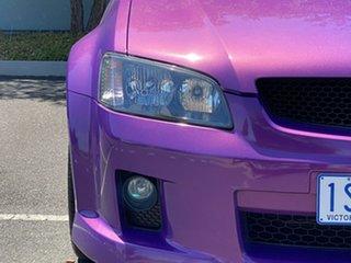 2007 Holden Commodore VE SV6 Purple 5 Speed Sports Automatic Sedan