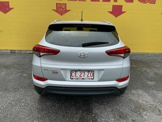 2017 Hyundai Tucson TL MY18 Active X 2WD Silver 6 Speed Sports Automatic Wagon