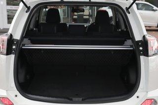 2017 Toyota RAV4 ZSA42R GXL 2WD White Pearl Cyrstal/cert 7 Speed Constant Variable SUV
