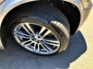 2011 BMW X5 E70 MY12 xDrive40d Steptronic Sport Silver 8 Speed Sports Automatic Wagon.