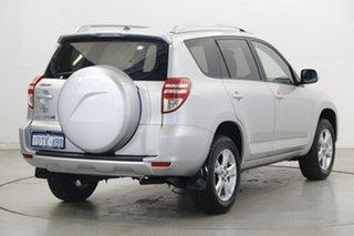 2011 Toyota RAV4 ACA38R MY11 Altitude 4x2 Silver 5 Speed Automatic Wagon