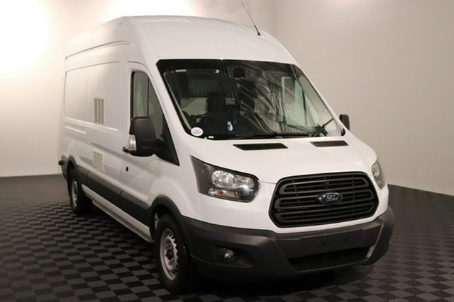 Used Ford Transit VO 350L (Mid Roof) Acacia Ridge, 2016 Ford Transit VO 350L (Mid Roof) White 6 speed Manual Van
