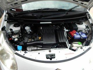 2010 Suzuki Alto GF GLX White 4 Speed Automatic Hatchback