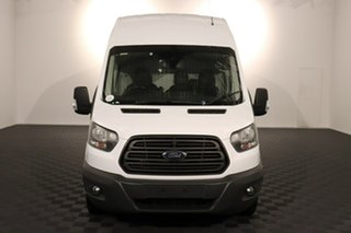 2016 Ford Transit VO 350L (Mid Roof) White 6 speed Manual Van.