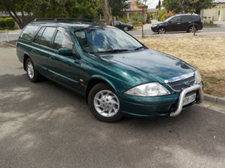 1999 Ford Fairmont AU 4 Speed Automatic Wagon.