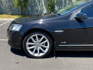 2011 Holden Calais VE II V Sportwagon Black 6 Speed Sports Automatic Wagon