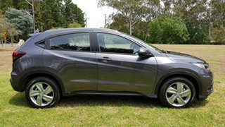 2020 Honda HR-V MY21 VTi-S Modern Steel 1 Speed Automatic Hatchback