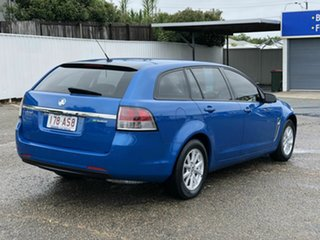 2014 Holden Commodore VF MY14 Evoke Sportwagon Blue 6 Speed Sports Automatic Wagon.