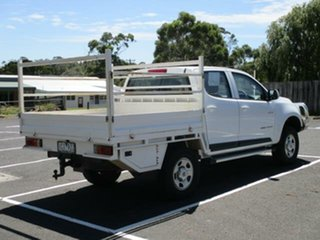 2015 Holden Colorado RG Turbo LS White Manual CREWCAB CHASSIS