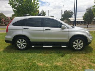 2010 Honda CR-V RE MY2010 Limited Edition 4WD Silver 6 Speed Manual Wagon.