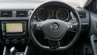 2015 Volkswagen Jetta 1B MY16 155TSI DSG Highline Sport Pure White 6 Speed