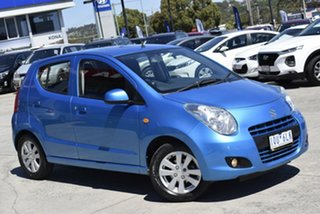 2014 Suzuki Alto GF GL Blue 4 Speed Automatic Hatchback.
