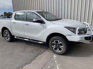 2017 Mazda BT-50 UR0YG1 GT 6 Speed Sports Automatic Utility.