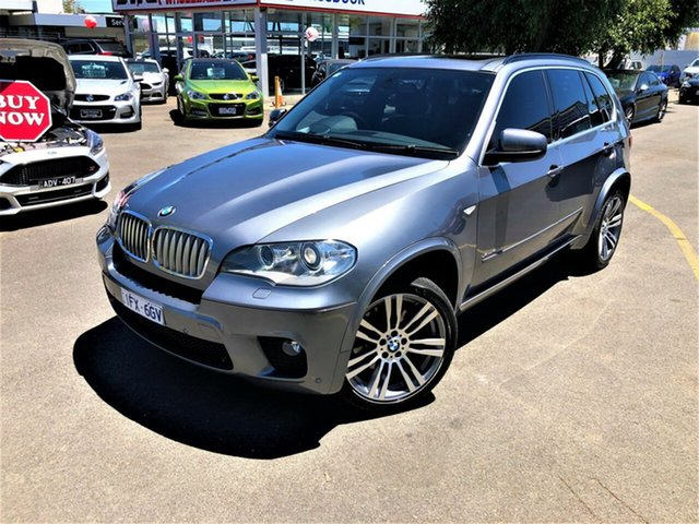 Used BMW X5 E70 MY12 xDrive40d Steptronic Sport Seaford, 2011 BMW X5 E70 MY12 xDrive40d Steptronic Sport Silver 8 Speed Sports Automatic Wagon