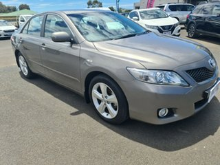 2011 Toyota Camry ACV40R Altise Brown 5 Speed Automatic Sedan.