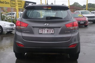 2010 Hyundai ix35 LM Elite AWD Grey 6 Speed Sports Automatic Wagon