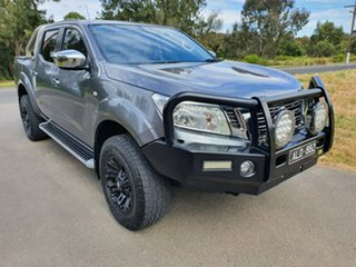 2016 Nissan Navara D23 Series 2 ST Grey Manual Utility.