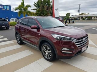 2016 Hyundai Tucson TL MY17 Active X 2WD Red 6 Speed Sports Automatic Wagon.