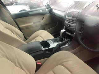 2009 Ford Falcon G6 Beige Automatic Sedan.