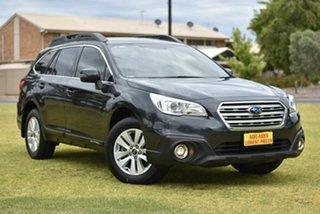 2016 Subaru Outback B6A MY16 2.0D CVT AWD Grey 7 Speed Constant Variable Wagon.